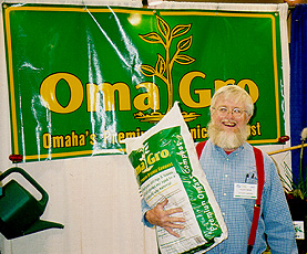 Roger Swain long time host of The Victory Garden